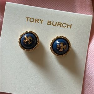 BOGO NWT Authentic TB Rope Logo Studs
